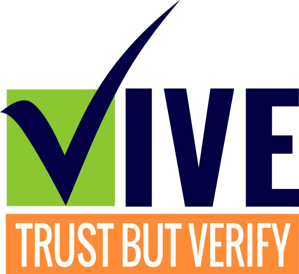 VIVE - Trust but Verify